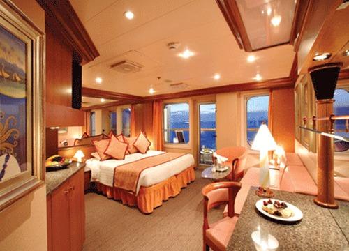 Cabine costa fascinosa for Quali cabine sono disponibili sulle navi da crociera