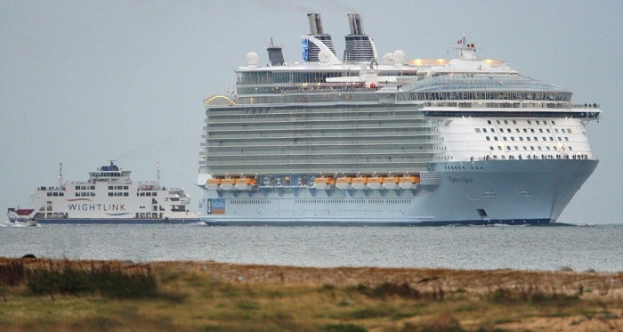 oasis of the seas nave pi grande del mondo
