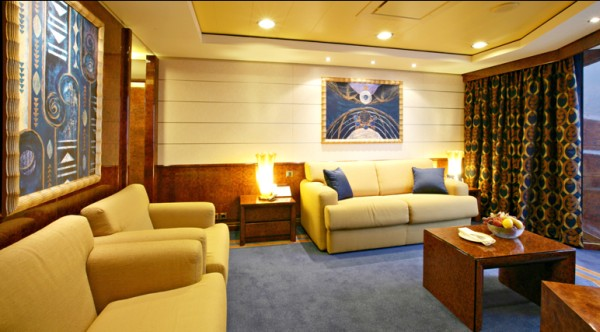 suite msc splendida